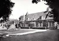 Saint Cyr sur Loire - La Béchellerie - Maison d'Anatole France - Façade nord.