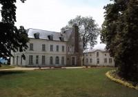 Saint Cyr sur Loire - La Perraudière, le parc et le château.