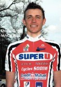 Saint Cyr sur Loire - SAINT-CYR TOURS V.L.A.C. - Equipe Cycliste D.N.2 - 2006 - Dominik Maciolek.