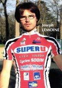 Saint Cyr sur Loire - SAINT-CYR TOURS V.L.A.C. - Equipe Cycliste D.N.2 - 2006 - Joseph Lemoine.