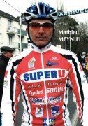 Saint Cyr sur Loire - SAINT-CYR TOURS V.L.A.C. - Equipe Cycliste D.N.2 - 2006 - Mathieu Meyniel.