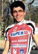 Saint Cyr sur Loire - SAINT-CYR TOURS V.L.A.C. - Equipe Cycliste D.N.2 - 2006 - Sébastien Champalou.