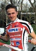 Saint Cyr sur Loire - SAINT-CYR TOURS V.L.A.C. - Equipe Cycliste D.N.2 - 2006 - Pawel Bronz.