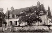 Saint Cyr sur Loire - La Bechellerie - Ancienne résidence d'Anatole France.