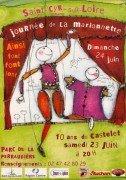 Saint Cyr sur Loire - Journée de la marionnette 2007.