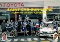 Saint Cyr sur Loire - Equipe de Division Nationale 3.