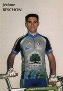 Saint Cyr sur Loire - Equipe cycliste nationale - Jérôme BESCHON.