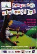 Saint Cyr sur Loire - Journée de la marionnette 2009.