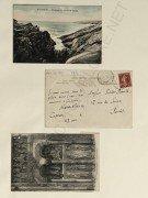 Saint Cyr sur Loire - Correspondance d'Anatole France à son ami marchand d'estampes, Victor Prouté.