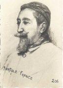 Anatole France.