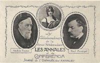 Anatole France - Les Annales.