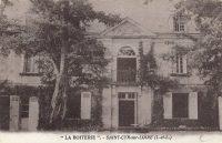 Saint-Cyr-sur-Loire - La Boiterie.