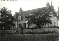 Saint-Cyr-sur-Loire - La Béchellerie - Epreuve pour carte postale.