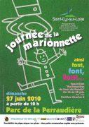 Saint-Cyr-sur-Loire - Journée de la marionnette 2010.